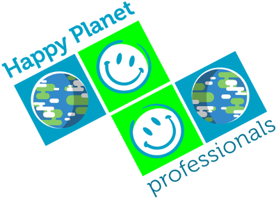 Logo Happy Planet Professionals